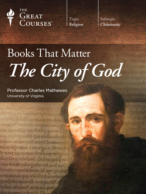 Cover of The City of God-Books that Matter
